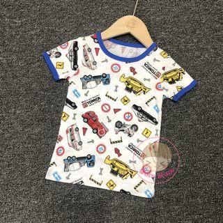 💢現貨💢出口日本Tomica短袖衫[95cm]