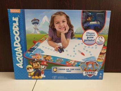 Paw patrol aquadoddle mat