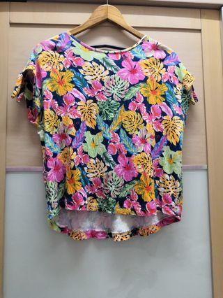 Zara Kids Floral Top