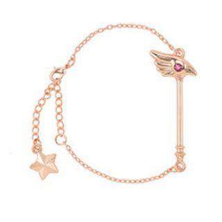 CardCaptor Sakura Clear Card Starlight Collection Kuji Prize C Magical Wand Bracelet