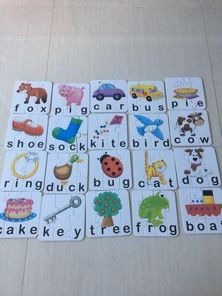 Words Puzzle