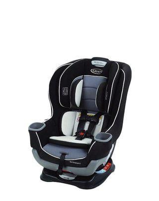 Graco Extend2Fit Convertible Gotham Car Seat 8AQ006OT