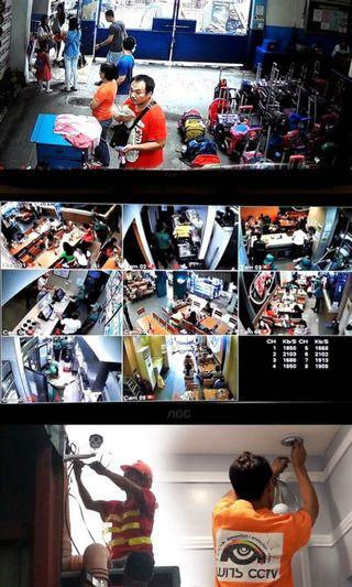 CCTV FREE Complete Installation fullHD Package with Mobile Phone Access