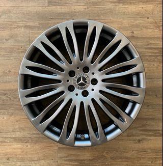 """Mercedes S500 Original 20"""" Rims"""