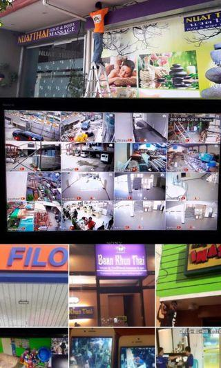 CCTV FullHD 1080p 2MP FREE Installation Cheapest Offer with Phone View