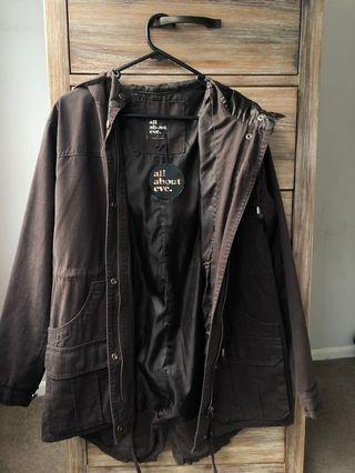 BNWT all about eve jacket