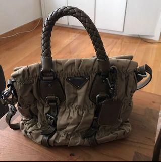 🚚 Seldom Used Prada Bag