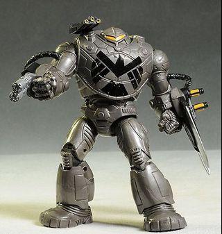"Marvel Legends 6"" BAF Mandroid (From Captain America/Strike, Winter Soldier, Black Widow, Zemo, Red Skull) Figure"