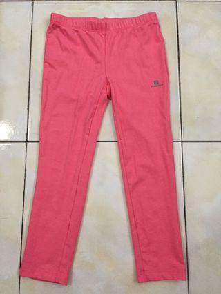 Pink Gym Trouser