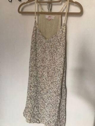 MLV beads cocktail dress