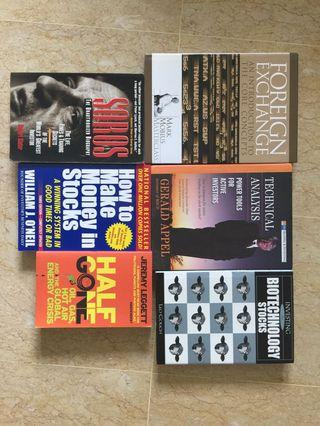 Investment / Finance / Trading Books
