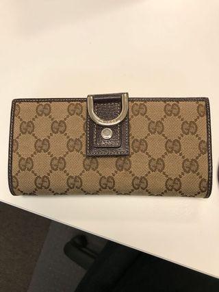 Gucci wallet (vintage)