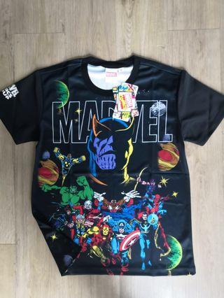 Marvel Full Print TShirt Original