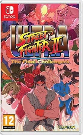 nintendo switch street fighter 2