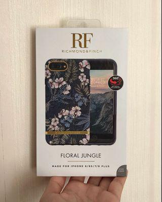 iPhone 7plus/8plus - Richmond & Finch Floral Jungle手機殼