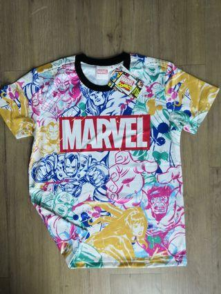 MARVEL FullPrint TShirt Original Multicolour