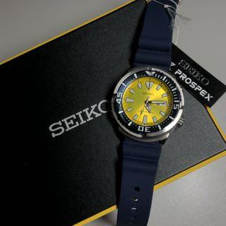 Seiko SRPD15K1 Blue Butterflyfish Limited Edition