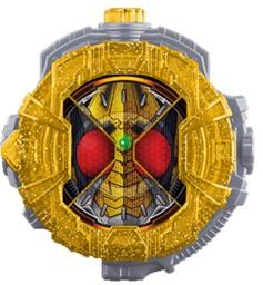 DX Blade King Form Ridewatch