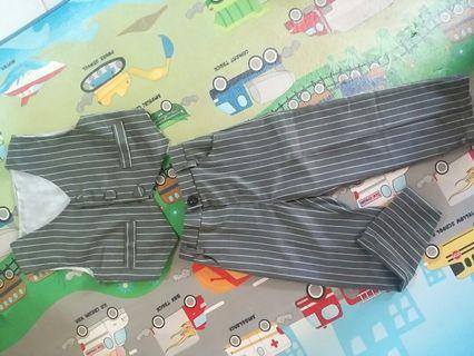 Set rompi+celana panjang