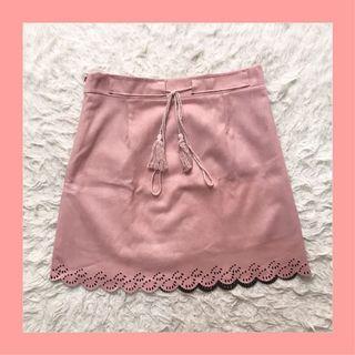 #maugopay Pink Skirt