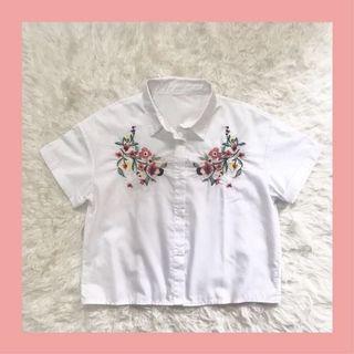 #maugopay Floral shirt
