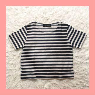 #maugopay stripe blouse