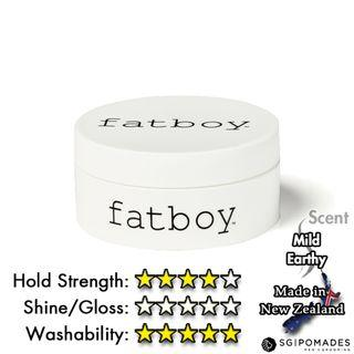 FATBOY Perfect Putty - SG Pomades Mens Grooming