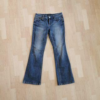Flared Midwaist Denim Jeans