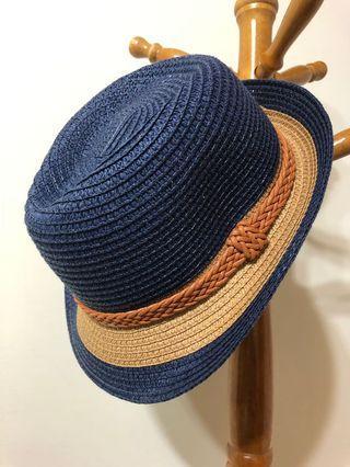 紳士帽、草帽