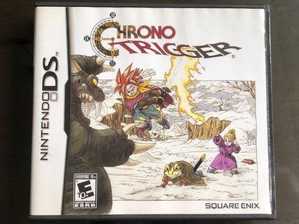 🚚 Nintendo DS Games Chrono Trigger