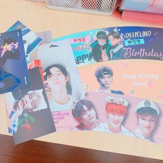 free cupsleeve and freebies with any purchase!