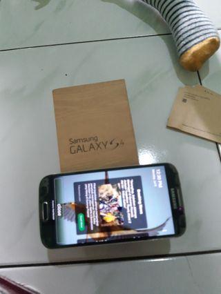 Turun harga Samsung S4 kondisi oke