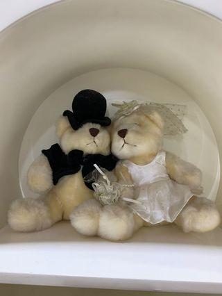Wedding Teddy Bear