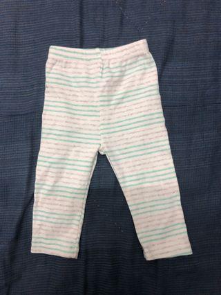 Baby stripe pants