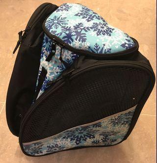 全新 滾軸 花式 溜冰鞋 背囊 skating backpack Jackson Edea