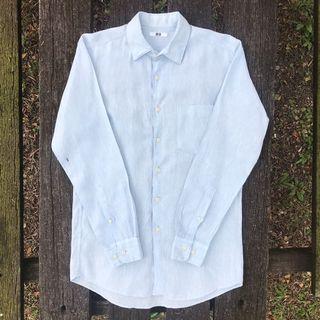 Uniqlo Premium Linen Shirt