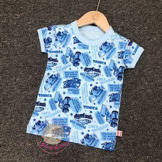 💢現貨💢出口日本Tomica純棉短袖衫[120cm]