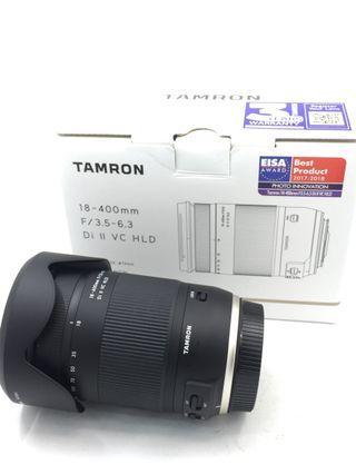 Tamron 18-400mm F 3.5-5.3 Di II VC HLD Canon
