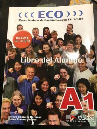 ECO A1 西班牙文課本