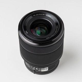 Sony Fe 28-70mm oss