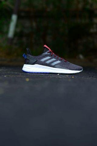 Adidas Questar Ride Dark Grey Multicolor
