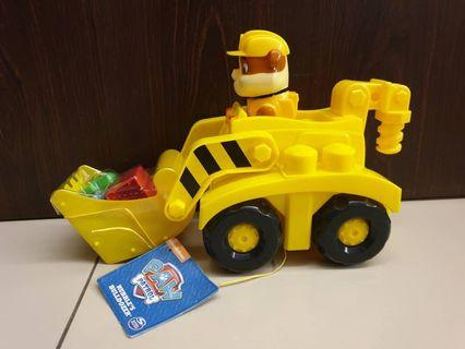 Paw patrol- Rubble's ultimate rescue bulldozer