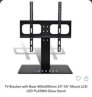 TV Bracket with Base.