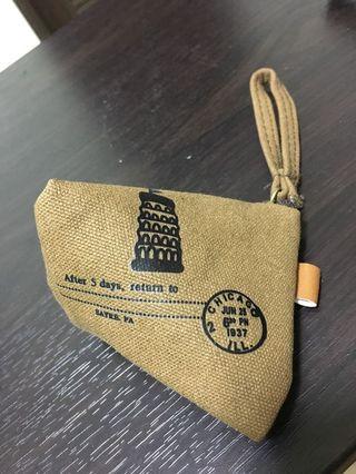 粽子形狀的零錢包