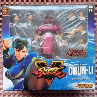 Street Fighter V: Chun Li - Pink (Storm Collectibles - Special Edition)