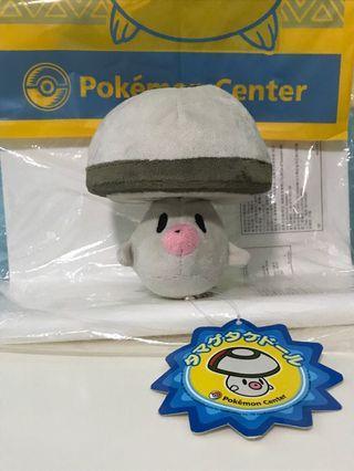 Pokemon Center japan foongus pokedoll Plush