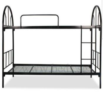 Metal Double Decker Bed with Mattress