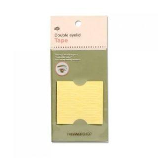 The face shop double eyelid tape