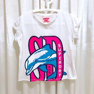 🚚 Superdry T-shirt, Box Cut
