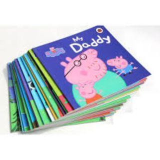 Peppa Pig Storybooks Sets